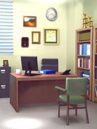 TE Advisor's office