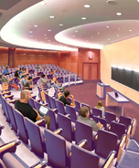HU Classroom with students