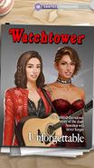 P MC & Female Raleigh on Watchtower Magazine