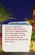 Book Disclaimer for BP
