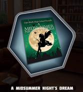 RCD A Midsummer Night's Dream Poster