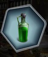 ACoR MC's flask of poison