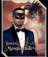 James-Masquerade Ball