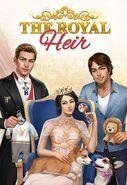 The Royal Heir Thumbnail Cover V2