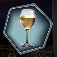 Trr3 white wine chardonnay