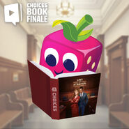 LOA Book Finale Confirmation