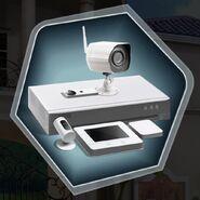 Camera recorder digital security equipment