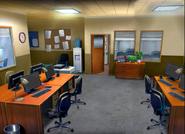 Police Station - Interior