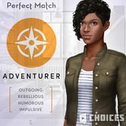 Perfect Match Adventurer