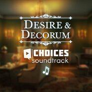 Desire & Decorum Soundtrack Cover