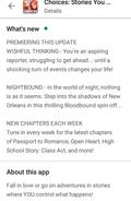 ChoicesAppApril-22-2019Update