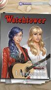 MC and Avery F on Watchtower Magazine
