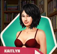Kaitlyn TS lingerie