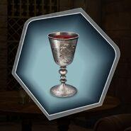 Trm abanthus wine cup goblet