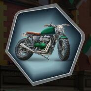 Wabr premium motorcycle