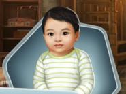BaBu2 Twin Boy Free Onesie F3