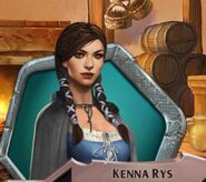 Kenna Peasant Disguise Unhooded