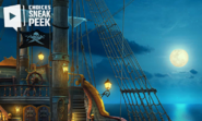 PB Pirate Book Sneak Peek