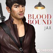 Jax the rebel Bloodbound