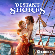 Distant Shores Official Cover