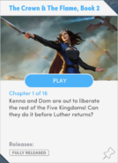 New Summary for TCTF Book 2 Chapter 1
