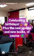CelebratingDec.B-Days,newupdateandnewbooks