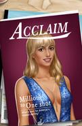 Alternate PT MC on Acclaim Magazine Cover