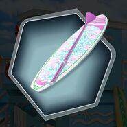 Wabr paddle board