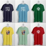 Choices tf hss shirts