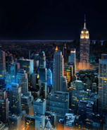 New York as seen in Platinum Ch. 5