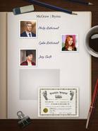LOA Ch7 Birth Certificate Clue