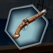 Charlie's pistol