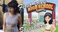 Laura Shigihara - First Day (High School Story Choices) Live