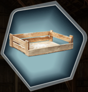 Crate Fragment