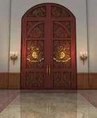 Penderghast Double Doors