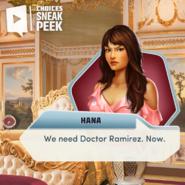 TRH2 SneakPeek Hana