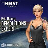 Eris Huang - Demolitions Expert Sneak Peek