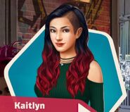 Kaitlyn edgy makeover