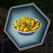 Trr3 chicken tagine curry bowl