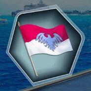 FA Rutherland Flag