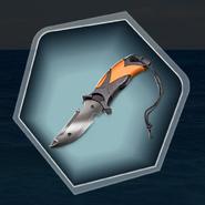 SK Diving Knife