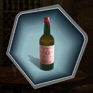 Trm stormholt fire tribe blend wine bottle