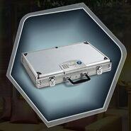 BP Aisha's Mysterious Briefcase