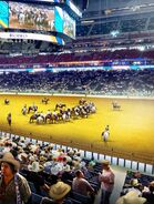 BSC National Rodeo Championship Arena