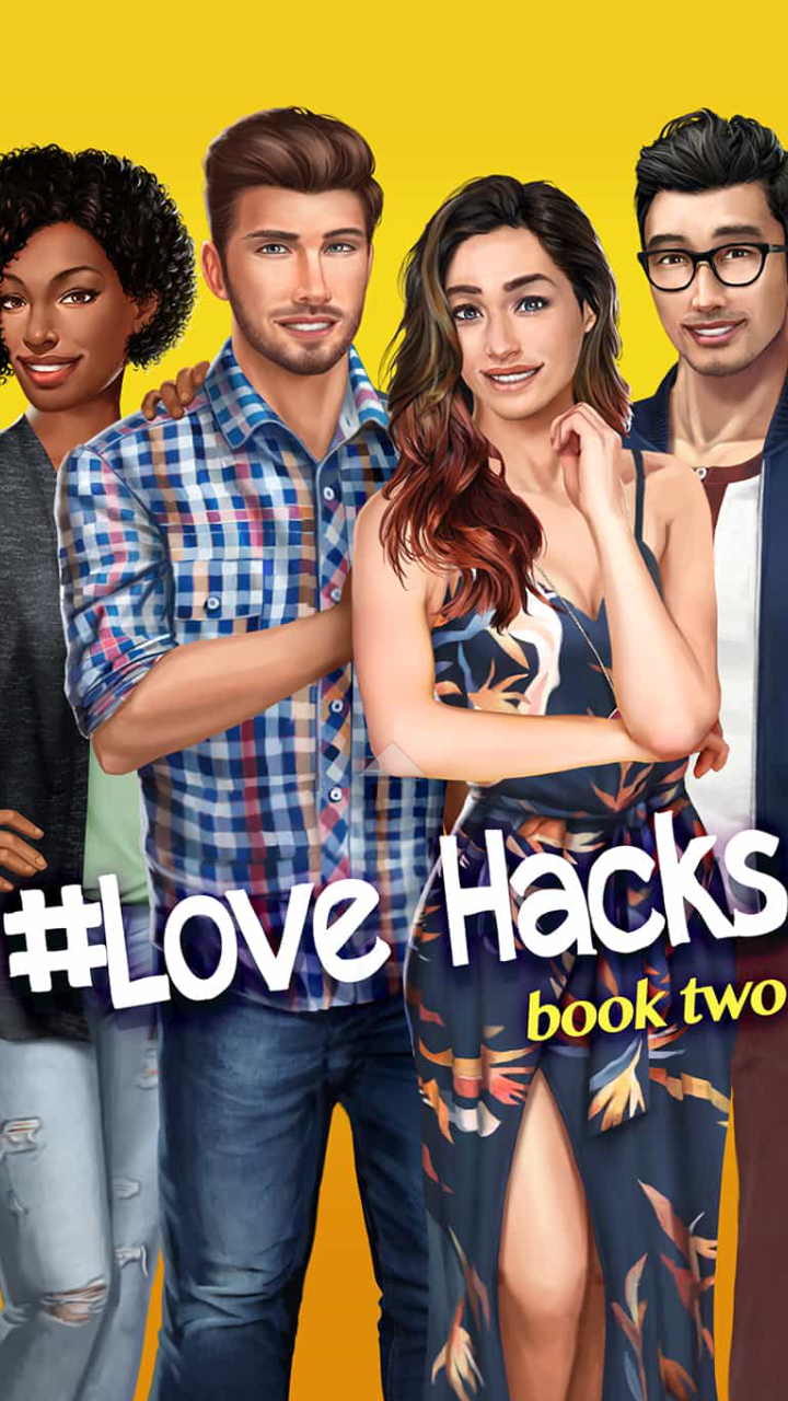 LoveHacks, Book 2