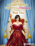 The Royal Romance Book 3 Cover