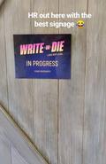 WriteorDieRoDWriterssessioninprogress