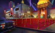 Movie theater no paparazzi