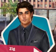 Zig Suit Makeover