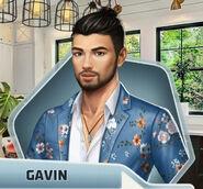 Gavin Covington F2 Suit